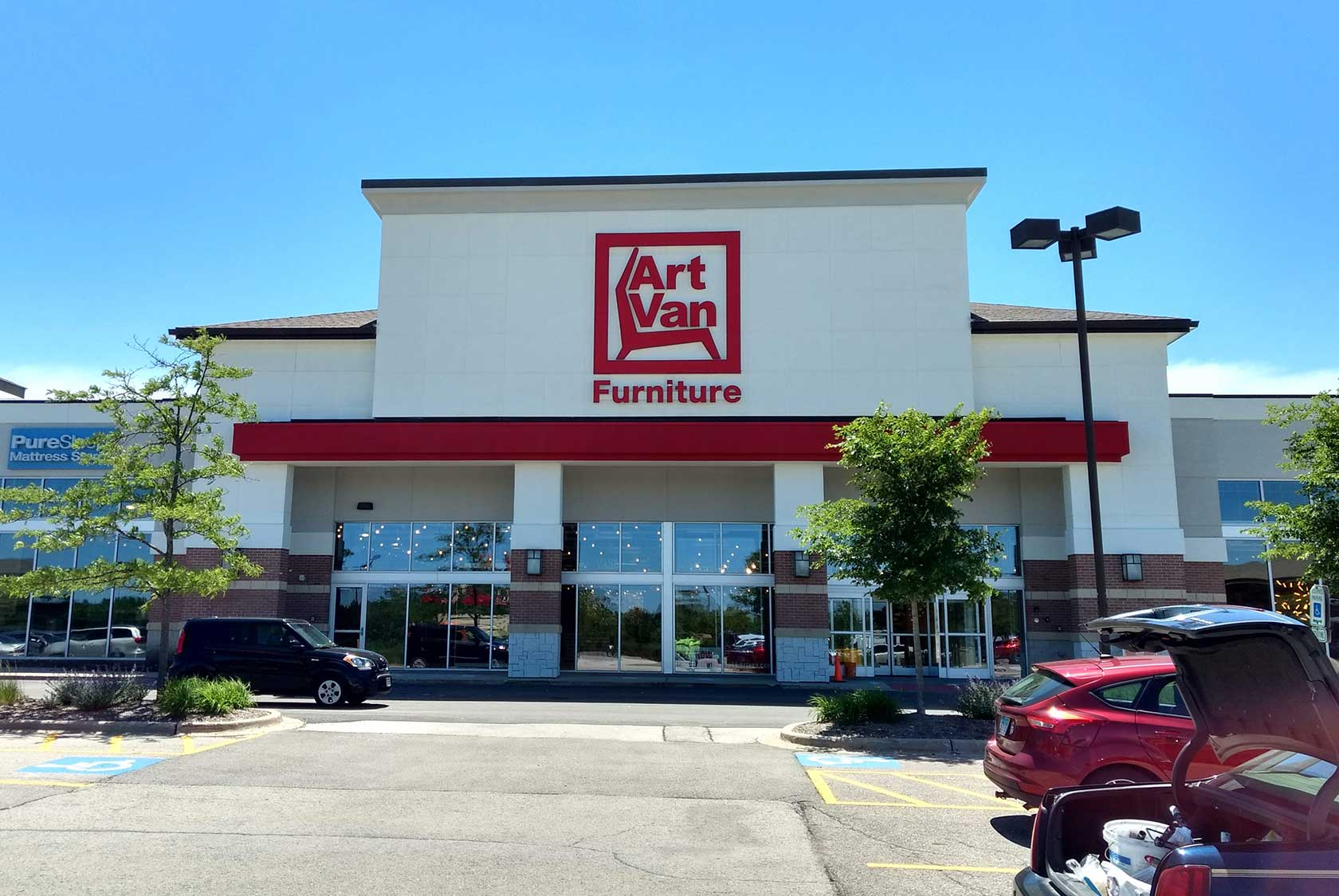 Retail Painting Romeoville IL